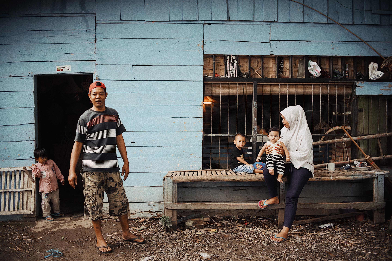 Aminah's family